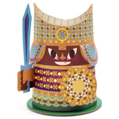 Lovag, Knight mini lámpás  - Little BIG room by Djeco