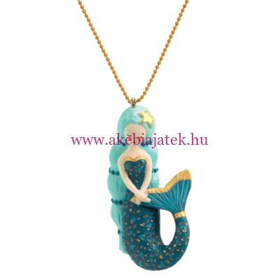 Nyaklánc, Hableány - Mermaid - Djeco Lovely Paper