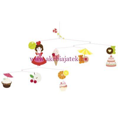 Függődísz - Sweets - Édességek, FLEUR - Little BIG room by Djeco