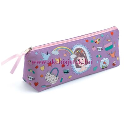 Tolltartó - Nathalie pencil case - Djeco - Lovely Paper