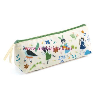 Tolltartó - Chichi pencil case - Djeco - Lovely Paper
