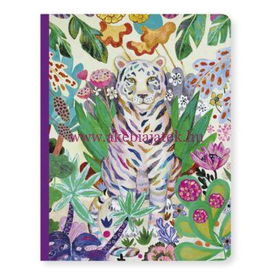 Jegyzetfüzet A/5 - Martyna notebook - Djeco - Lovely Paper