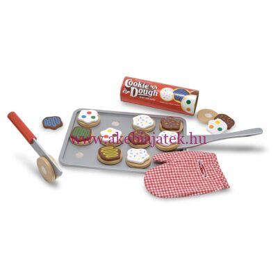 Süteménykészítő szett, Slice and Bake Cookie Set - Melissa & Doug