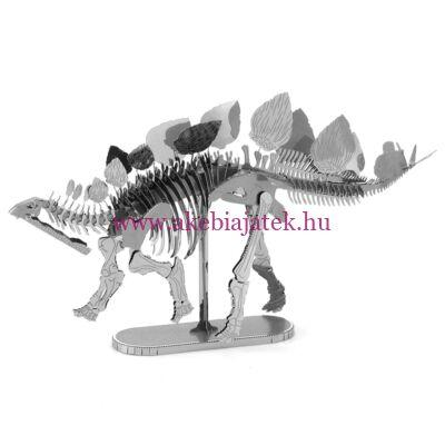 Stegosaurus logikai kirakó építő - Metal Earth