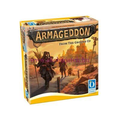 Armageddon társasjáték - Piatnik