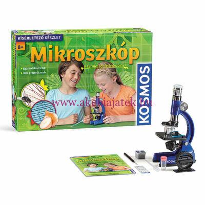 Mikroszkóp tudományos játék, Kosmos - Piatnik