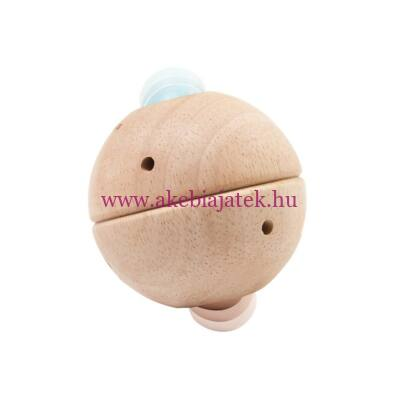 Pittyegő, pasztell - Beeping Ball - Plantoys