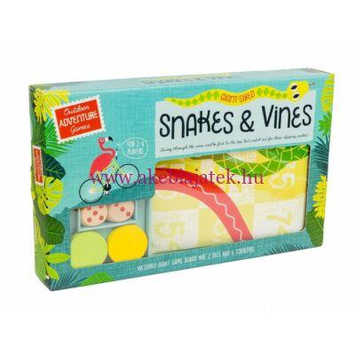 Snakes and Vines, szabadtéri társasjáték - Professor Puzzle