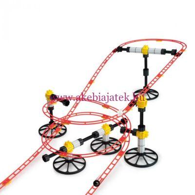 Mini golyópálya, Roller Coaster - 6 éves kortól - Quercetti