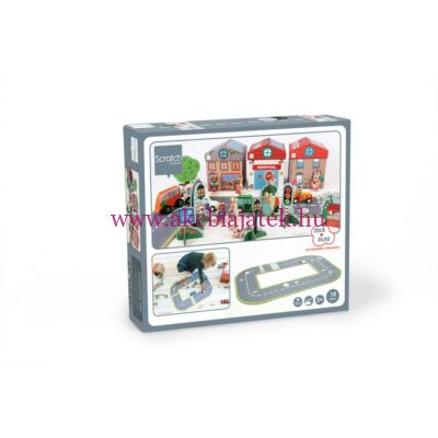 Mix+Play Autópálya, Mix+Play Road System - Scratch Europe