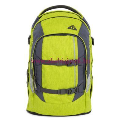 Satch pack iskolatáska, hátizsák - Ginger Lime - Satch