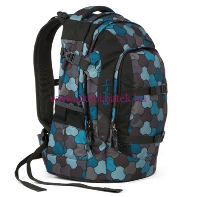 Satch Pack iskolatáska, hátizsák - Ocean Flow - Satch