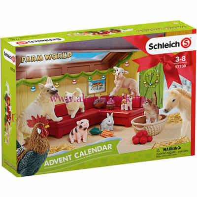 Farm 2018 adventi naptár - Schleich