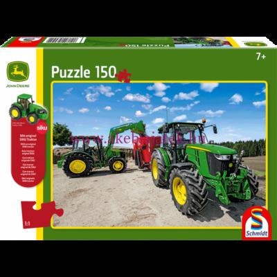 Traktoros kirakó, John Deere 5M sorozat - Schmidt Spiele