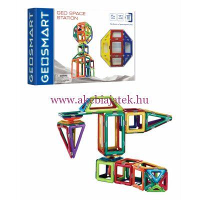 GeoSmart Geo Űrállomás építőjáték 5 éves kortól, GeoSmart GeoSpace Station - SmartGames