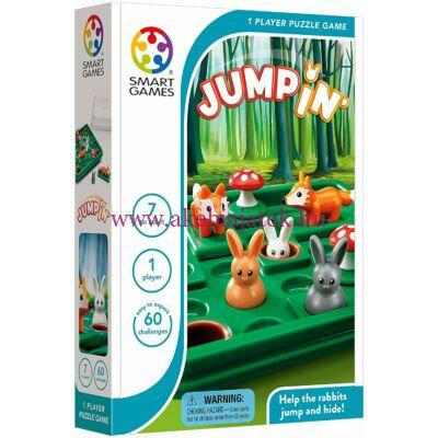 NYÚL Ugró logikai játék, Jump in - SmartGames