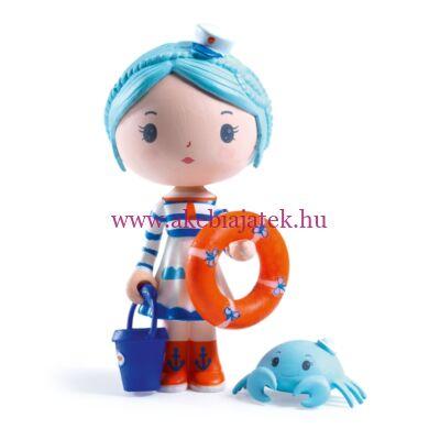 Marietta és Rákcsi, álomvilág gyűjthető figurák - Marinette & Scouic - Djeco Tinyly
