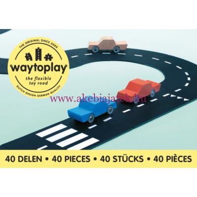 Waytoplay rugalmas autópálya 40 db - Waytoplay