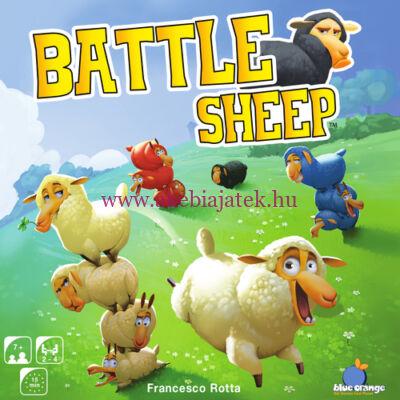 Battle Sheep logikai fejlesztőjáték 7 éves kortól - Blue Orange