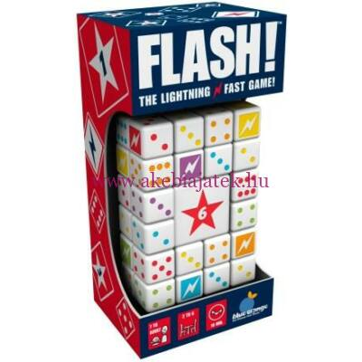 Flash - kockajáték 7 éves kortól - Blue Orange