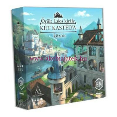 Őrült Lajos király két kastélya között - Delta Vision