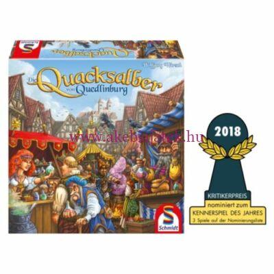 Die Quacksalber von Quedlinburg, társasjáték 8 éves kortól NÉMET