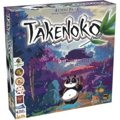 Takenoko, pandás stratégiai társasjáték - Matagot